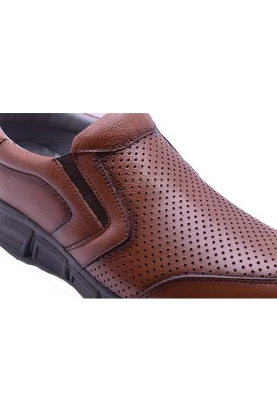 Ayakkabı Burada 2020-53 Deri Erkek Günlük Ayakkabı