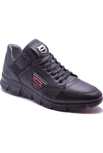 Ayakkabı Burada 2020-55 Ortopedi Deri Erkek Spor Ayakkabı