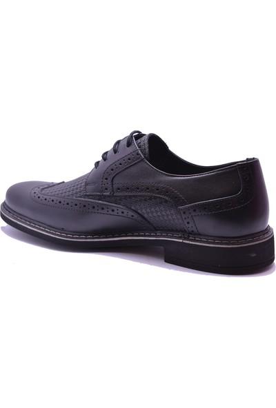 Ayakkabı Burada 2020-31 Hazır Taban Deri Erkek Günlük Ayakkabı