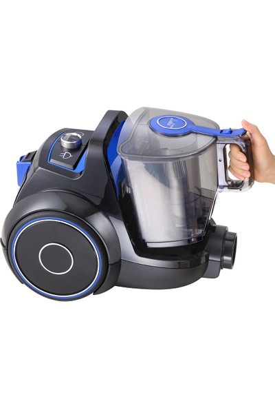 Lodos H8000 Toz Torbasız Elektrikli Süpürge