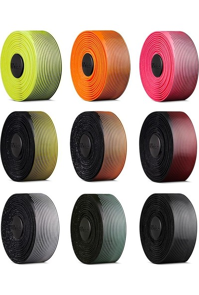 Fizik Vento Microtex Tacky Çift Renkli Gidon Sargısı