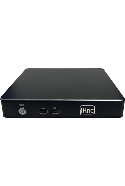 HNC Intel Core i7 4GB 128GB SSD Freedos Mini PC