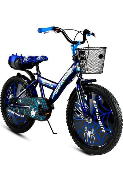 Spring SP-2000 Spider 20 Jant Bisiklet 6 - 9 Yaş Erkek Çocuk Bisikleti