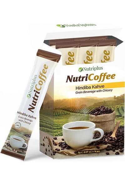 Farmasi Nutri Coffee Hindiba Kahve 16X2G