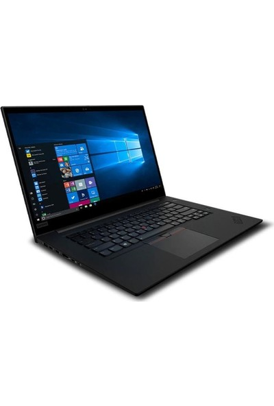 "Lenovo ThinkPad P1 MWS P1 Intel Core i9 9880H 16GB 512GB SSD Quadro T2000 Windows 10 Pro 15.6"" FHD Taşınabilir Bilgisayar 20QT0089TX"