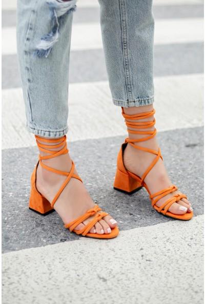 My Poppi Shoes Topuklu Kadın Ayakkabı Senyorita