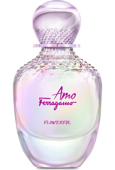 Ferragamo Amo Flowerful Edp 100 ml Kadın Parfüm
