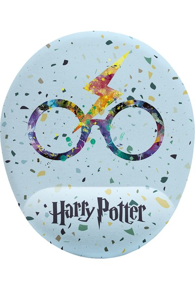 İyi Fikirler Harry Potter Bilek Destekli Mouse Pad