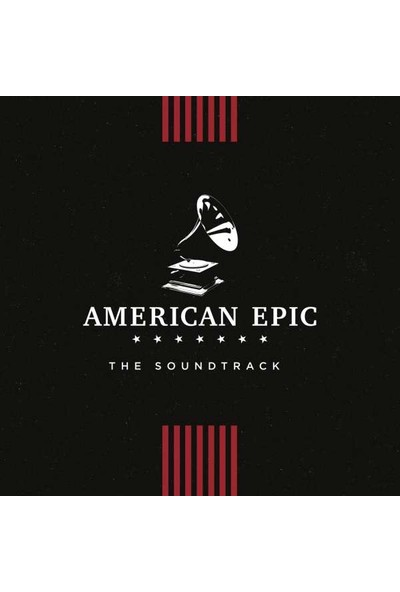 American Epic: The Soundtrack CD