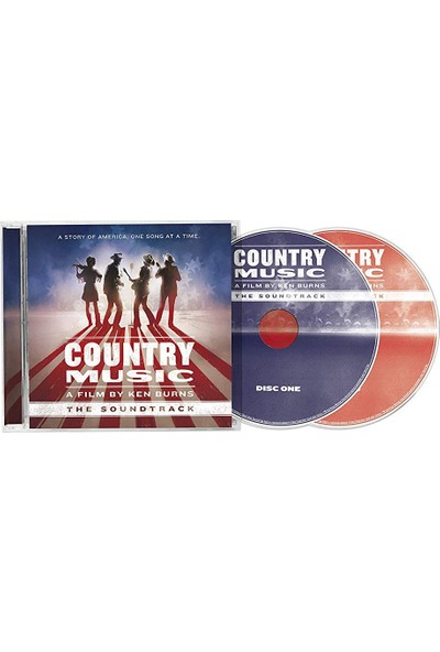 Country Music - A Film By K.burns CD