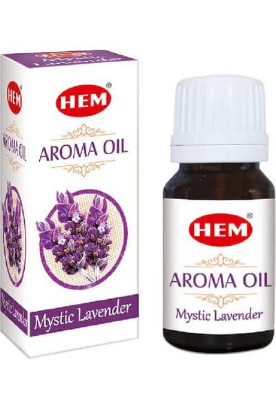 Hem Aroma Oil Lavanta Uçucu Yağı Buhurdanlık Kokusu