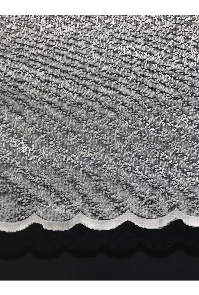 Taç Yağmur Tül Perde 1/2,5 Pile 100 x 180 cm