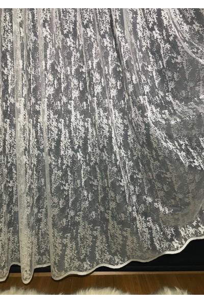 Taç Bulut Tül Perde 1/2 Pile 600 x 180 cm