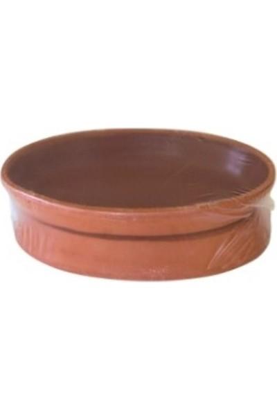 Mogan - Via Port Çömlekçilik Orta Boy 23 cm 2' Li Güveç Tava