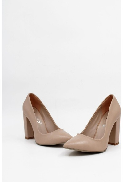 By Erz Erz8-Kadın Topuklu Ayakkabı