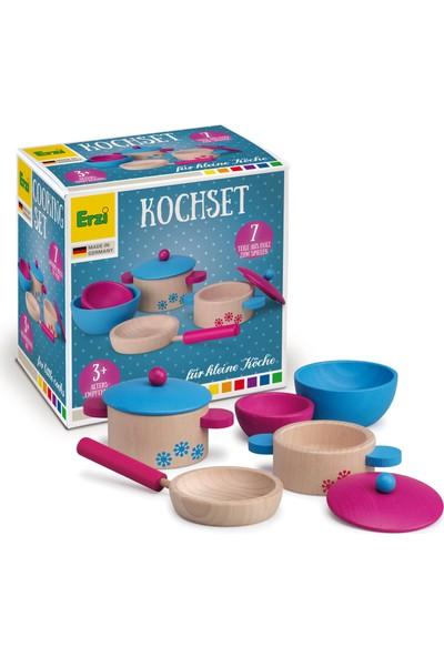 Erzi Ahşap Oyuncak Cooking Set