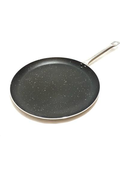 Taşhan Döküm Granit Krep Tava 30 cm