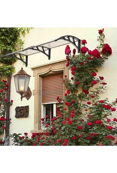 Evim Kapı Üstü Sundurma Gölgelik 100 x 240 cm