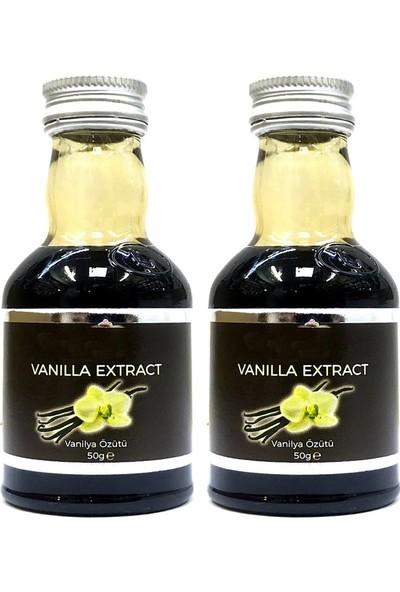 Dr.gusto Vanilya Özütü Aroması 2'li - 50 gr (2 x 50 gr)