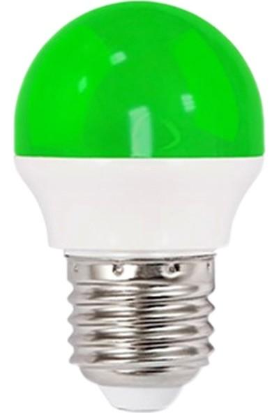Fsl G45 1,8 W LED Gece Ampulu E-27 Yeşil