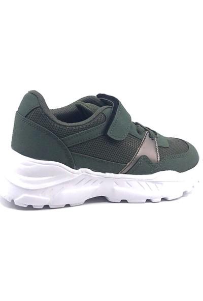 Cool 20-S11 Filet Haki Erkek Çocuk Yazlık Spor Ayakkabı