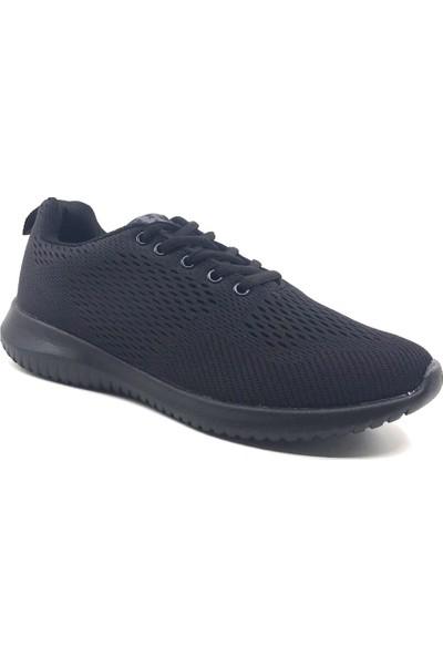 Ryt Paris Siyah Erkek Fileli Yazlık Spor Ayakkabı