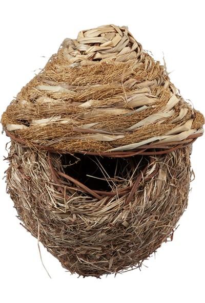 Loofah N204 Kuş Yuvası 23x23x23 cm