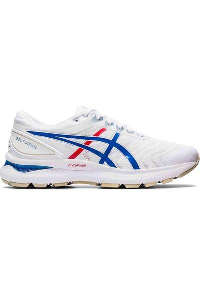 Asics Gel-Nımbus 22 Erkek Koşu Ayakkabısı 1011A780 100