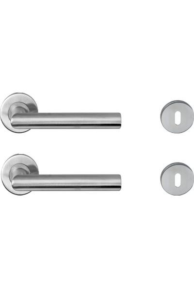 Hafele Werner-M Oda Kapı Kolu Takımı P.Çelik Mat 903.78.784