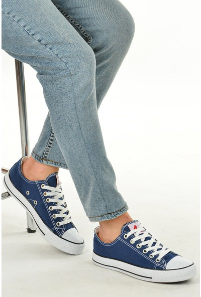 Muya 85466-3114 Günlük Keten Erkek Spor Ayakkabı
