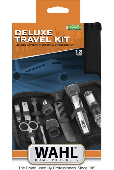Wahl 5604-616 Deluxe Travel Kit
