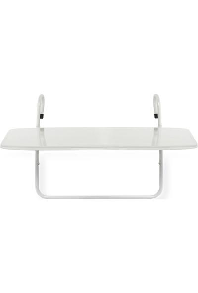 Cmk Katlanır Askılı Balkon Masası