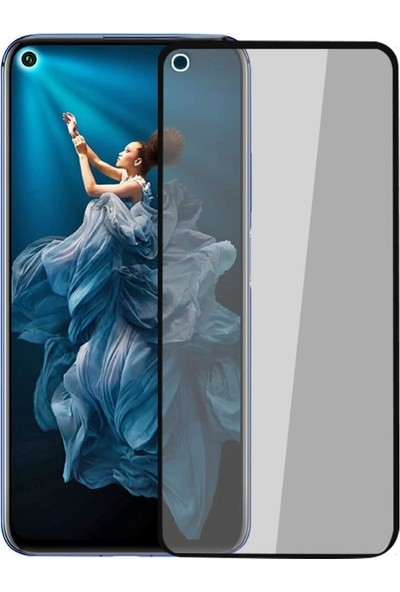 Kılıfist Huawei Nova 5t Zore Mat Kobra Esnek Full Ekran Koruyucu