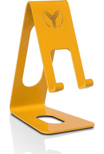 Yücecengiz Metal Masaüstü Metal Telefon Tutucu Stand