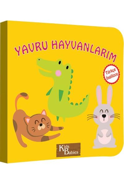 Kids Babies Yavru Hayvanlarım Türkçe İngilizce