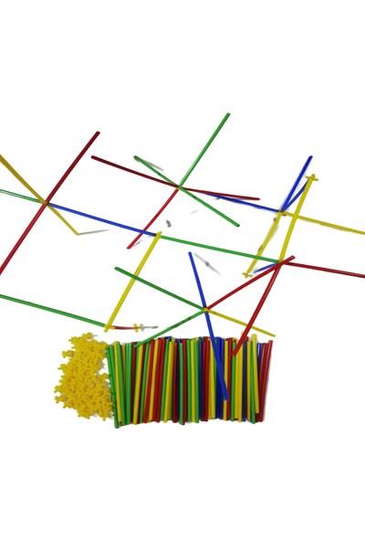 TH Games Bambu Çubuk 200 Parça