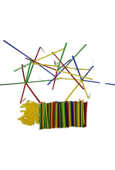 TH Games Bambu Çubuk 300 Parça Xl