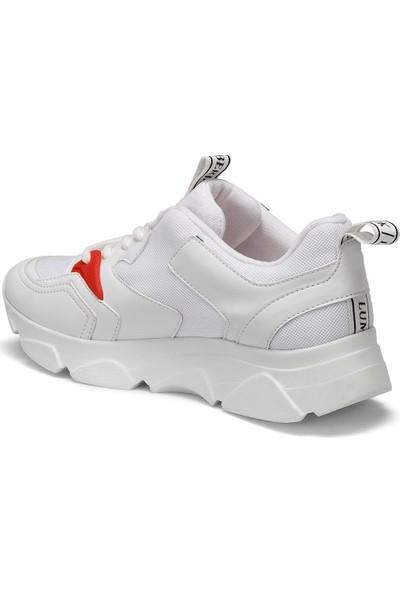 Lumberjack Janet Beyaz Kadın Spor Ayakkabı