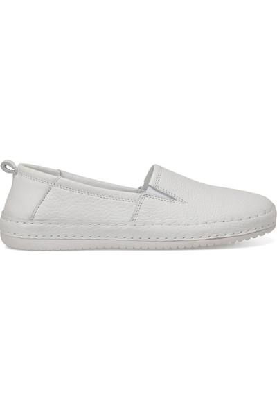 Nine West Tiso Beyaz Kadın Günlük Ayakkabı