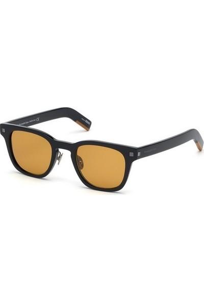 Ermenegıldo Zegna 0125 01E Erkek Güneş Gözlüğü