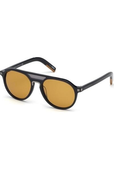 Ermenegıldo Zegna 0123 01E Erkek Güneş Gözlüğü