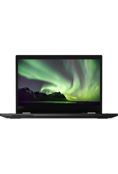 "Lenovo L13 Yoga Intel Core i7 10510U 8GB 256GB + 256GB SSD Windows 10 Pro 13.3"" FHD Taşınabilir Bilgisayar 20R5001CTX"
