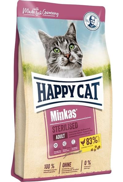 Happy Cat Minkas Sterilised Kısır Kedi Maması 1.5 kg
