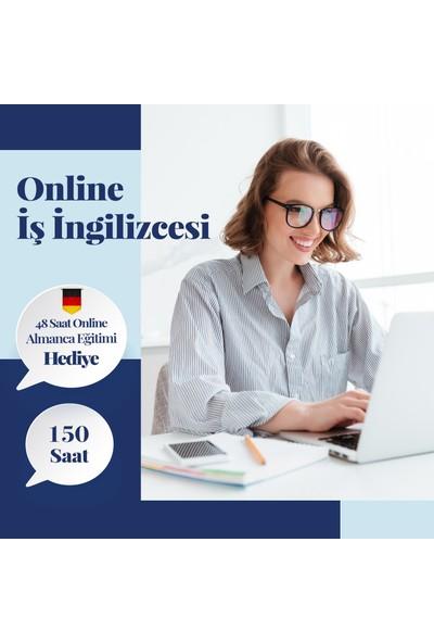 Online Iş Ingilizcesi Eğitimi - Canlı Bire Bir Özel Ders -150 Saat