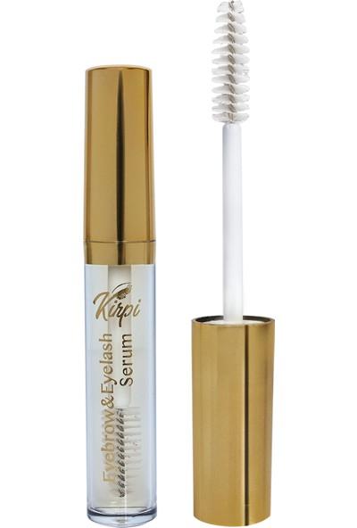 Kirpi Cosmetics Kaş Kirpik Bakım Serumu