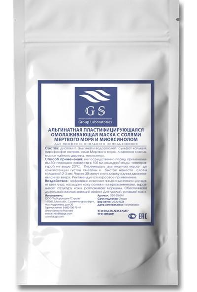 Gs Group Ölü Deniz Tuzu ve Miyoksinolü Ile Maske