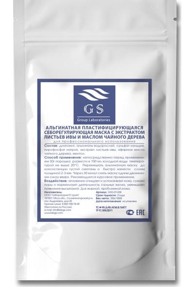 Gs Group Söğüt Yapragı ve Çay Ağacı Yağı Ile Kendinden Reguleli Maske