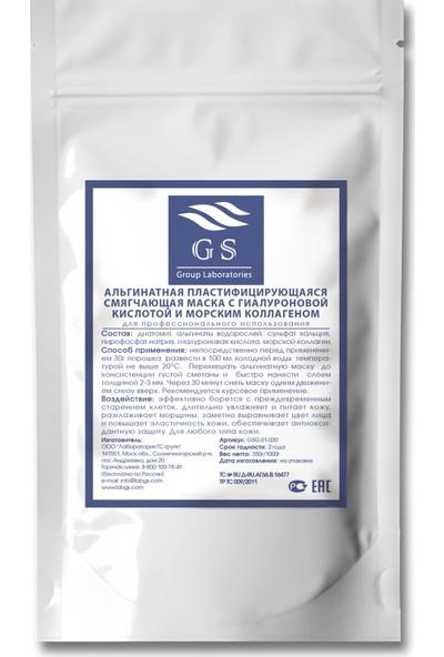 Gs Group Hyaluronik Asit ve Deniz Kollajeni Ile Maske