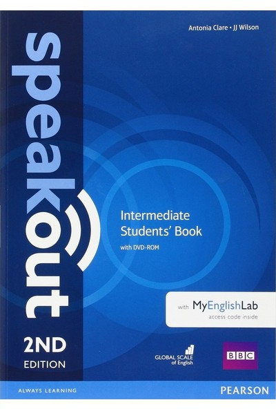 Pearson Education Yayıncılık Speakout Intermediate