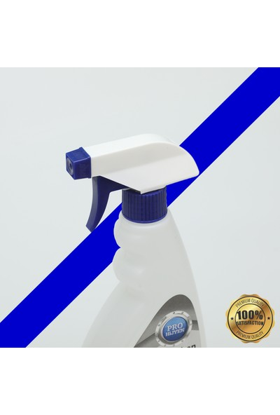 Prohijyen Paslanmaz Çelik Krom Parlatıcı ve Cila 750 ml